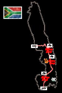 Itinerario Kruger