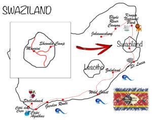 Itinerario Swaziland