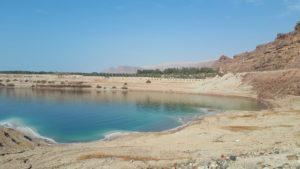 Mar Morto e Madaba