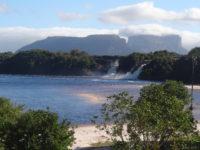 visitare il Salto Angel in Venezuela