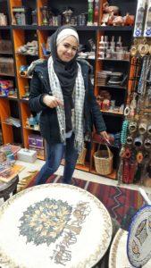 Donne in Giordania