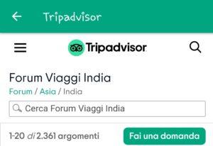 Come organizzare un viaggio in India