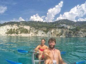 Visitare il Gargano in canoa